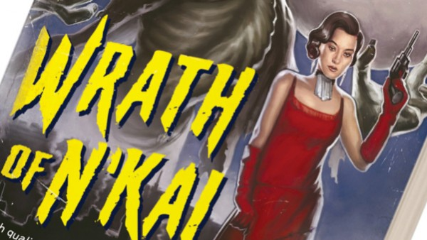 Aconyte Reveal More On Arkham Horror Story, Wrath Of N'Kai