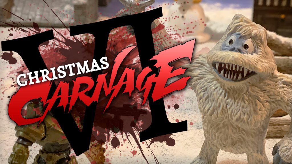 Christmas Carnage VI: Six Years Of OTT Holiday Tradition