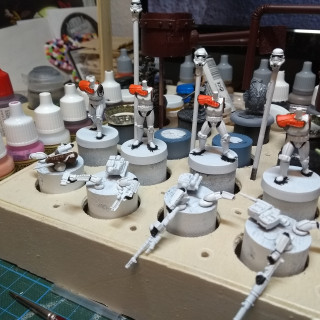 Imperial Stormtroopers Upgrade Expansion