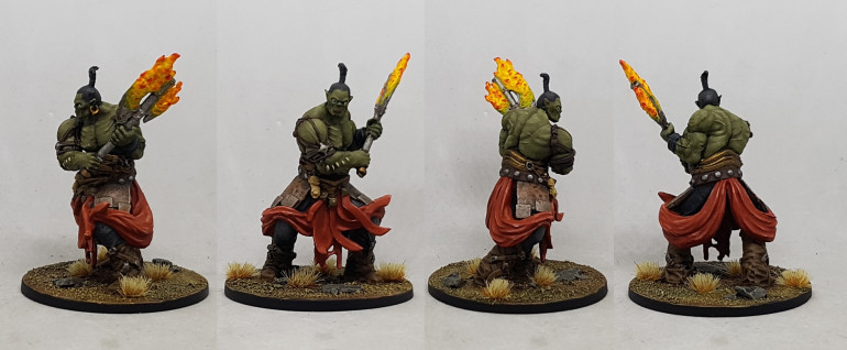 Blackjaw, the Sweeping Flame