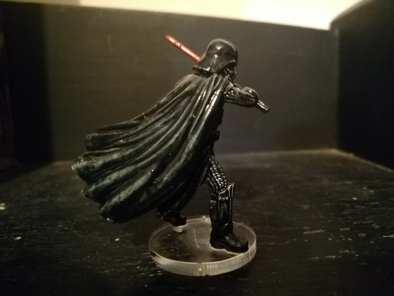 New Vader New paints