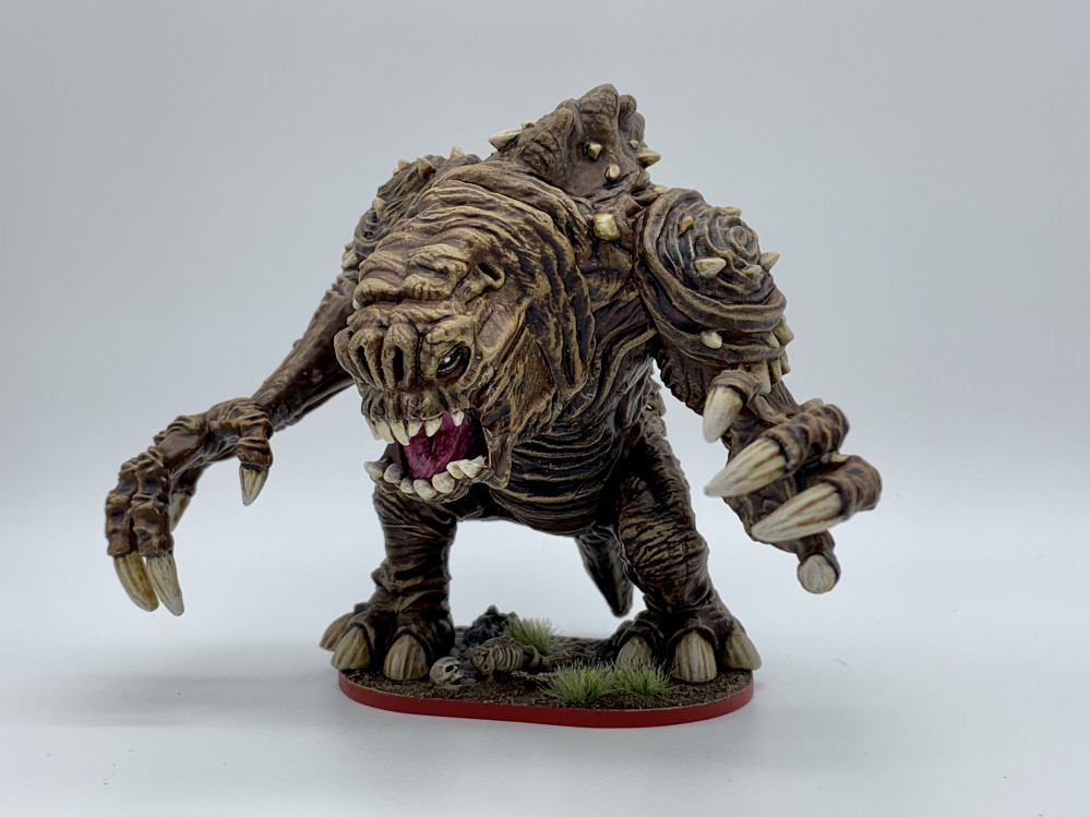From Rancor, to Rancorsome!
