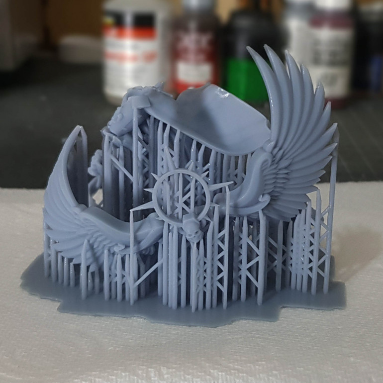 After printing side 2