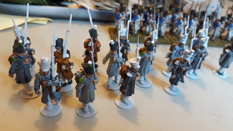 It's Not a Real Cancon Army Unless the Paint is Still Wet...