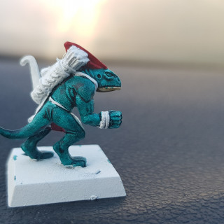 A Painting Guide - Skinks