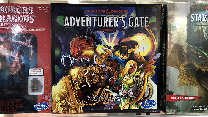Adventurers Gate - Hasbro Gaming