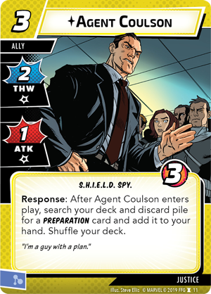 Agent Coulson - FFG