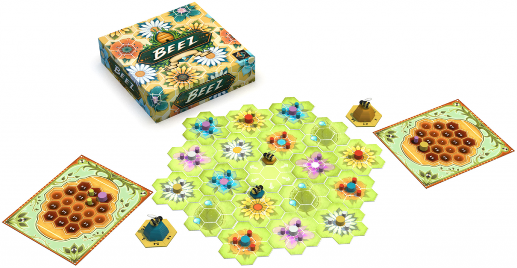 Beez Set Up - Next Move Games