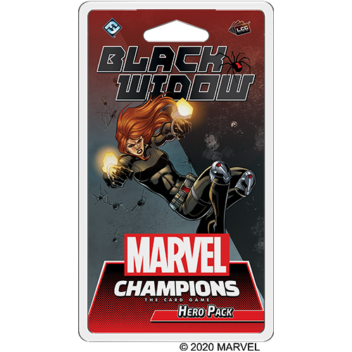Black Widow Hero Pack - FFG