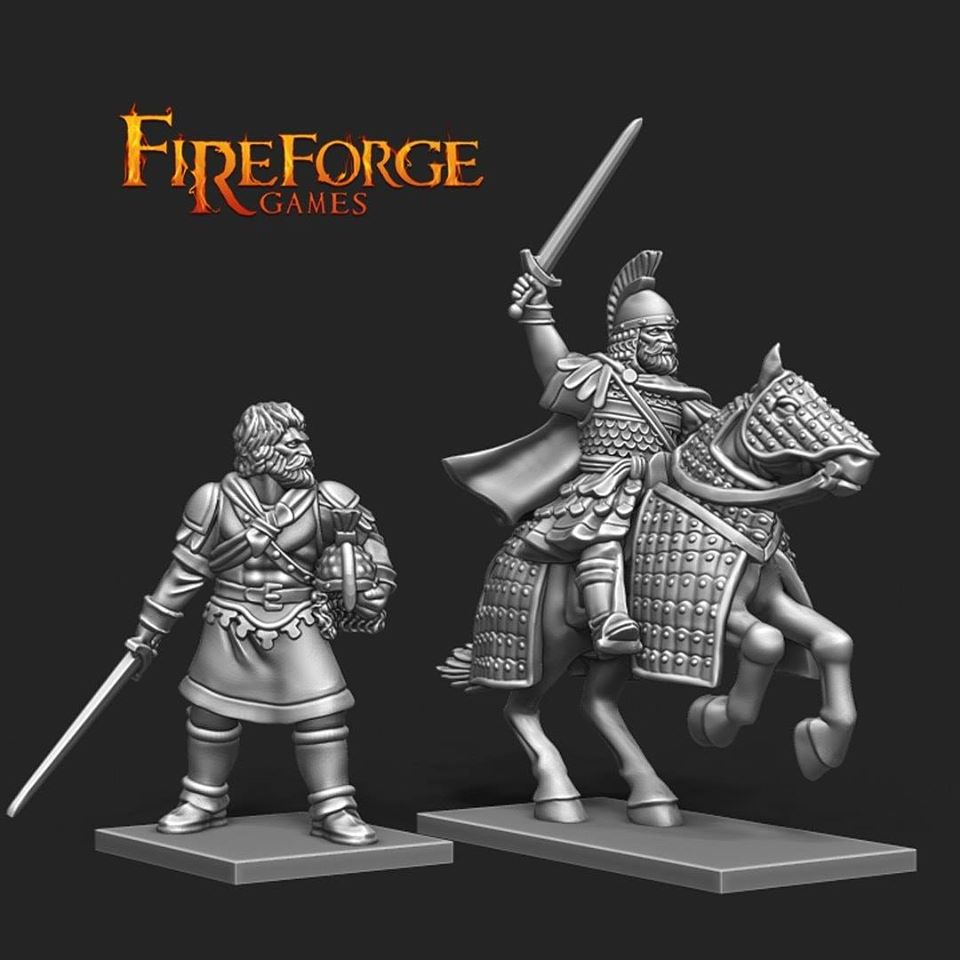 Byzantine Commander - FireForge Games