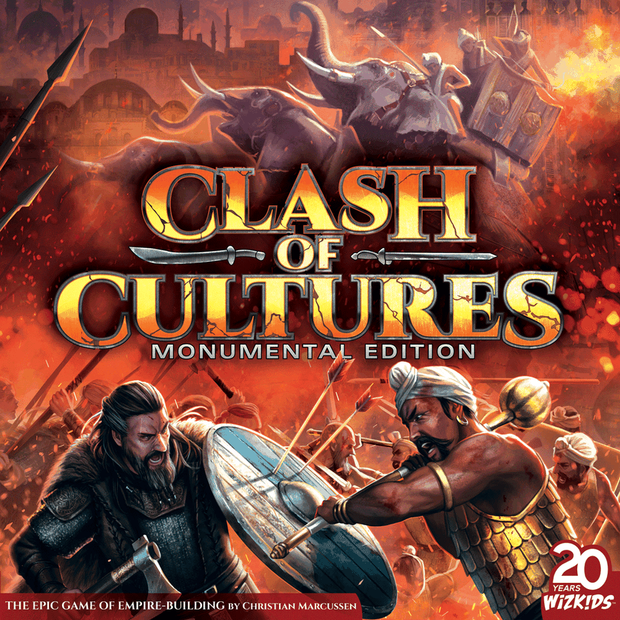 Clash Of Cultures Monumental Edition - WizKids
