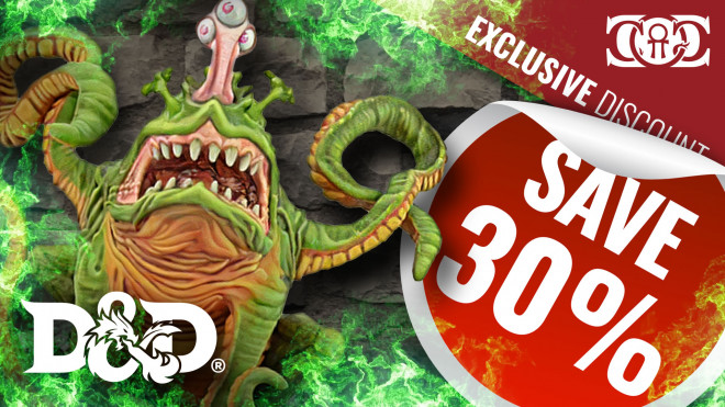 COG DEAL: Dungeons & Dragons 30% OFF RRP (This Weekend)