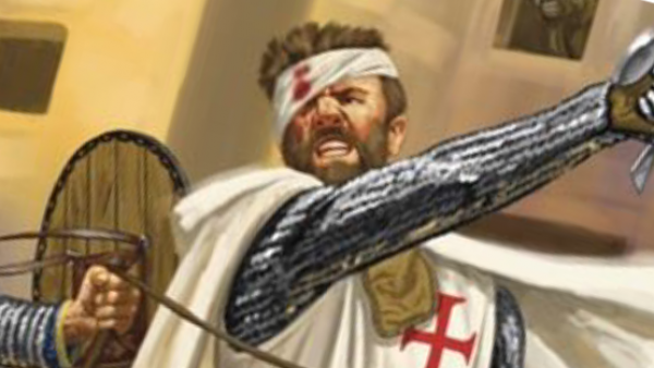 Lion Rampant Takes On The Crusader States In New Book