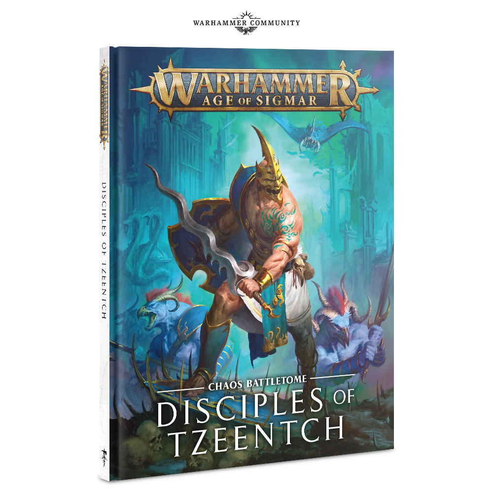 Disciples Of Tzeentch Battletome - Age Of Sigmar