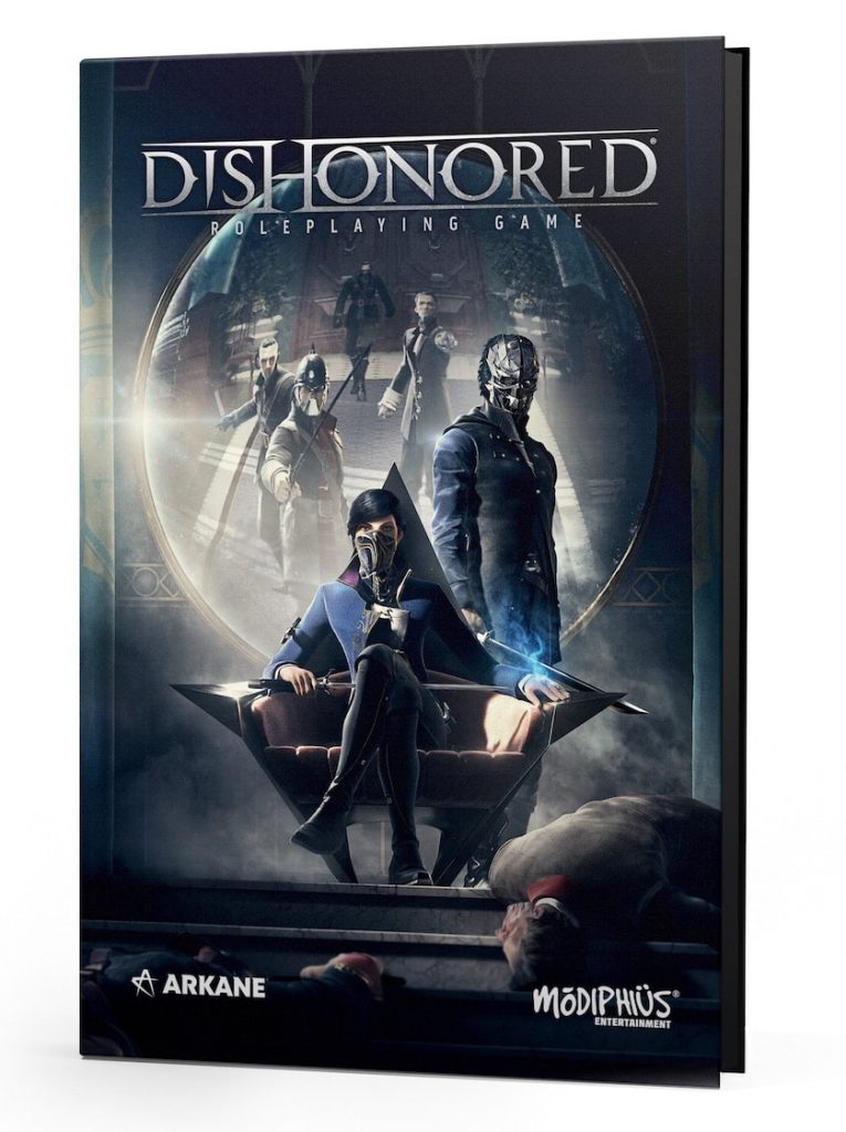 Dishonored RPG - Modiphius