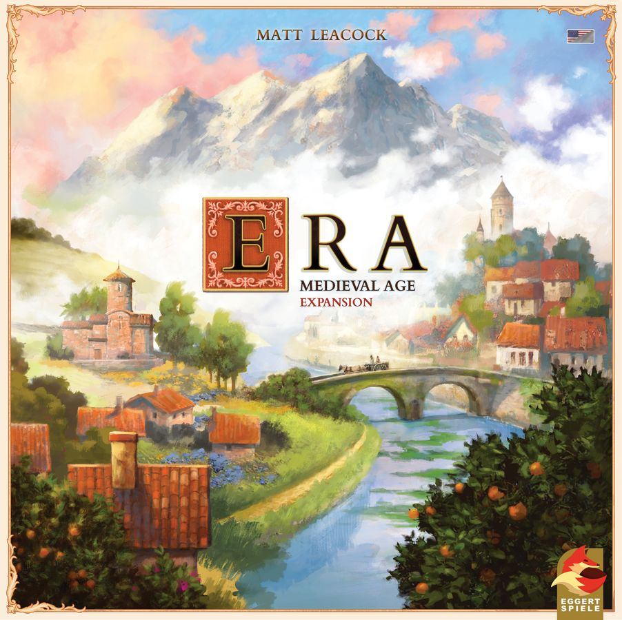 Ear Medieval Age Expansion - Eggert Spiele