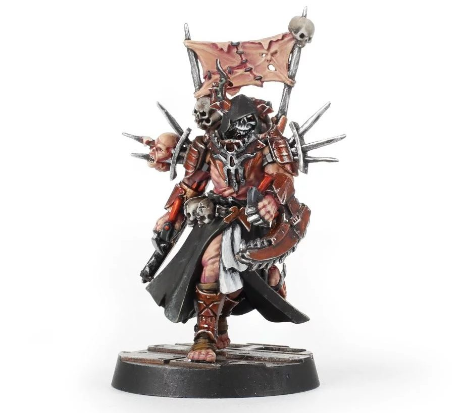 Eightfold Harvest Lord #1 - Forge World