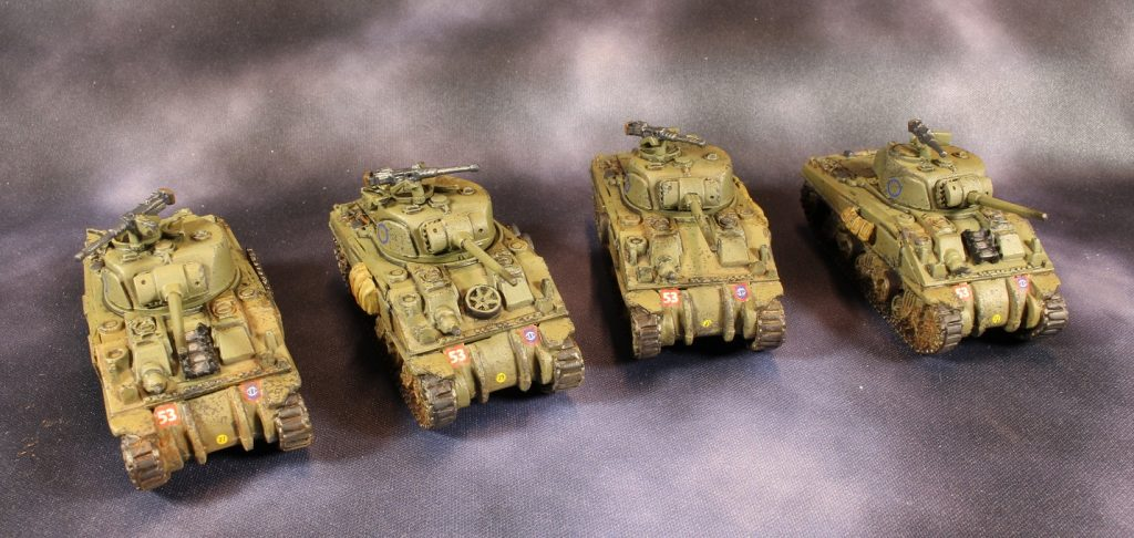 Flames Of War Tanks #2 by wolfch