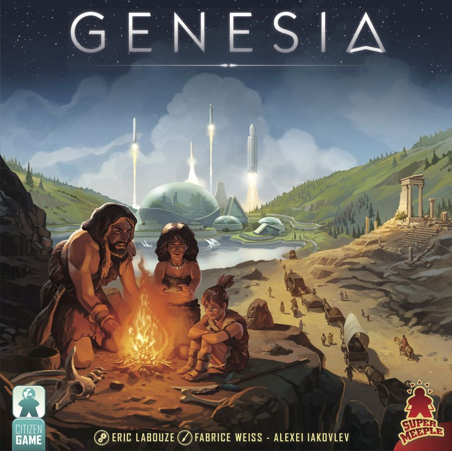 Genesia - Super Meeple