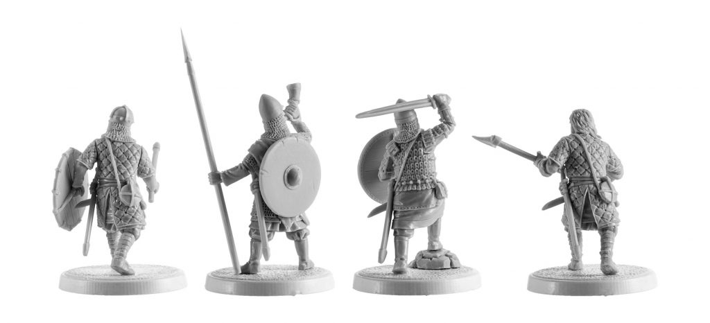 Harald Hardrada King Of Norway #2 - V&V Miniatures
