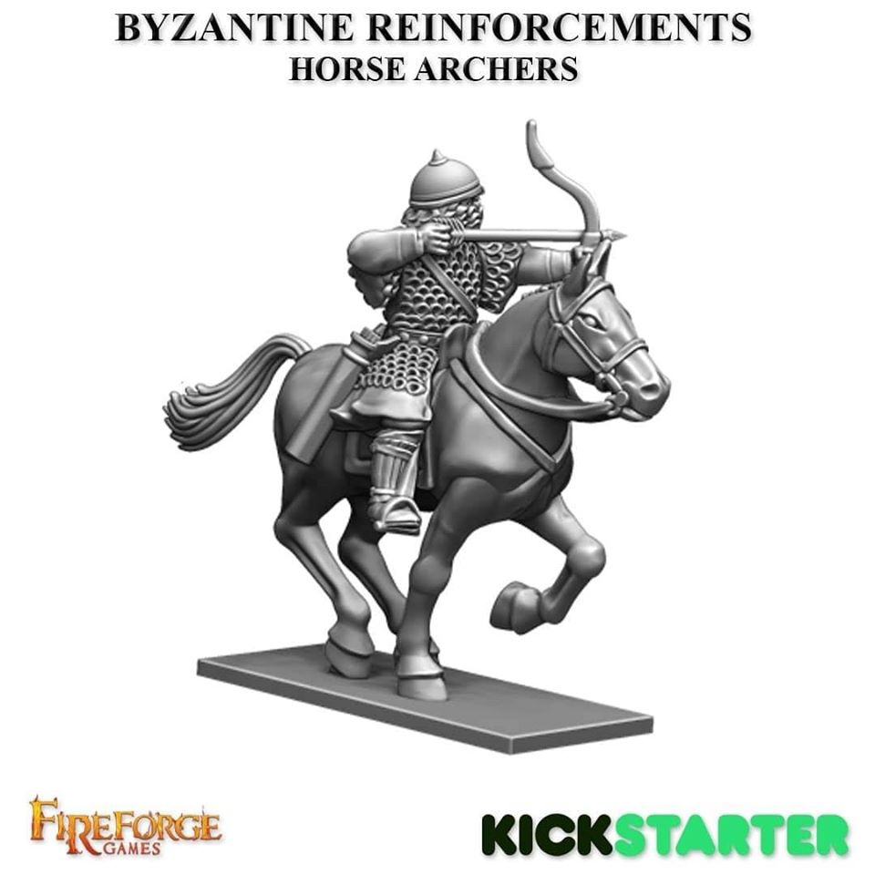 Horse Archers - Fireforge Games