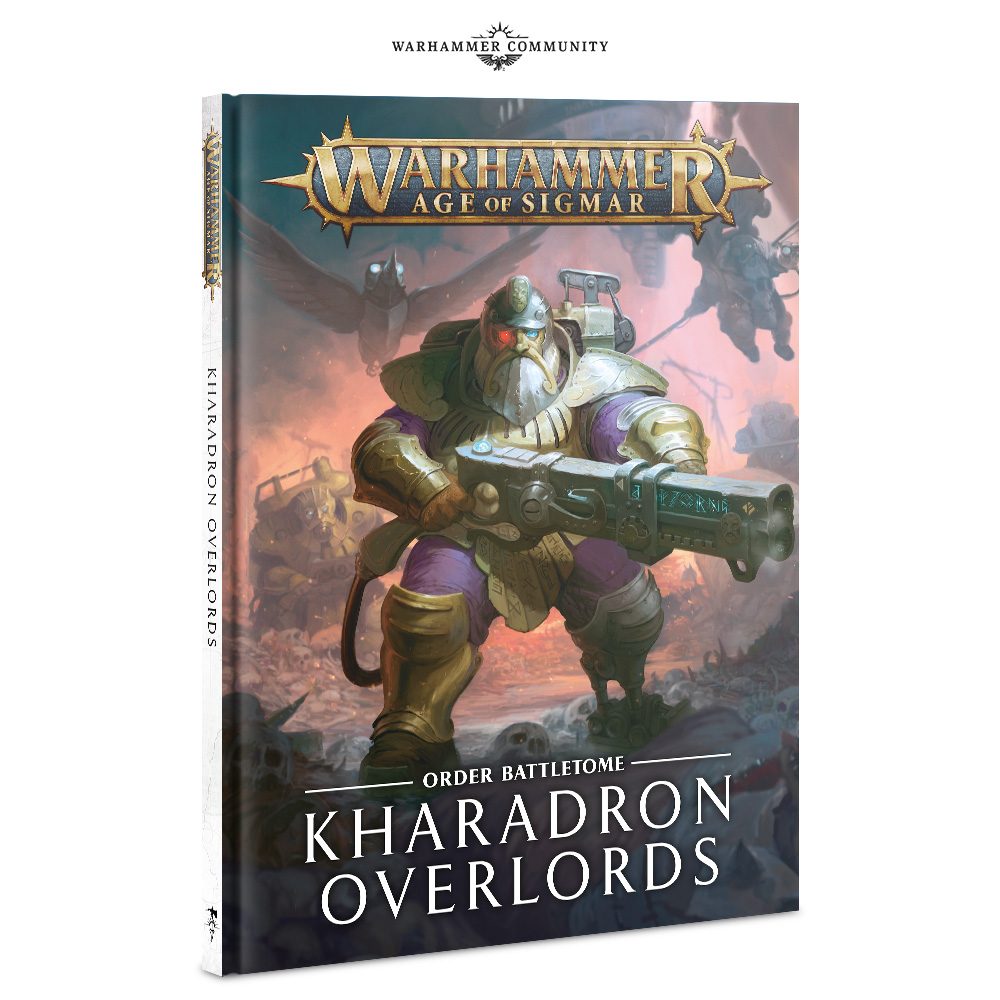 Kharadron Overlords Battletome - Age Of Sigmar