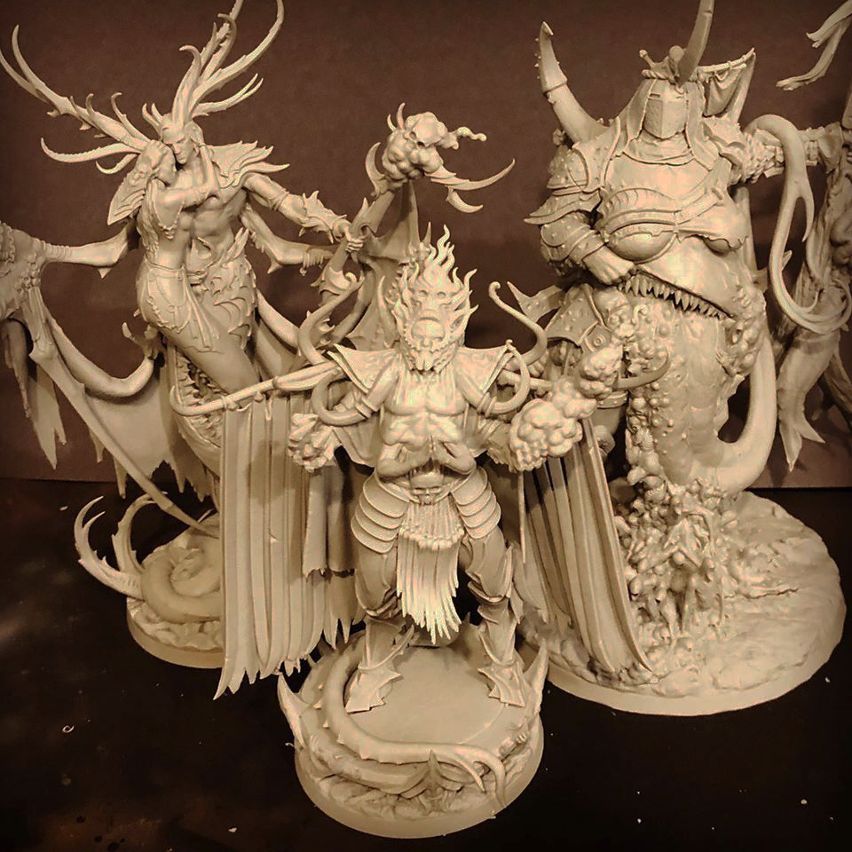 Lord Of Sacrifice - Creature Caster
