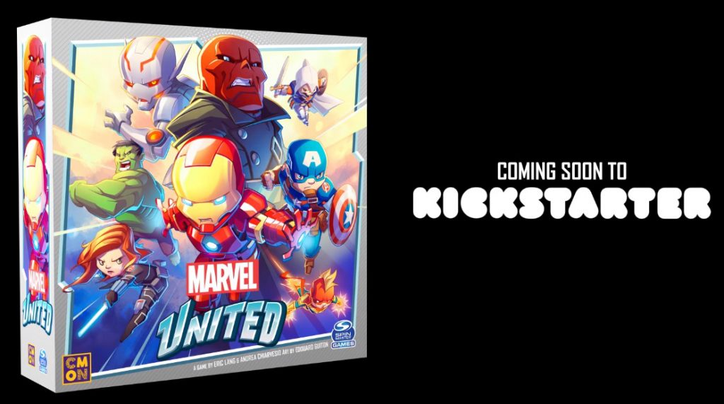 Marvel United - CMON