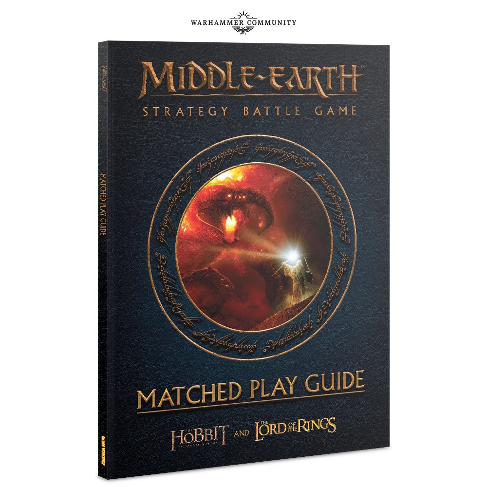 Matched Play Guide - Middle-earth SBG