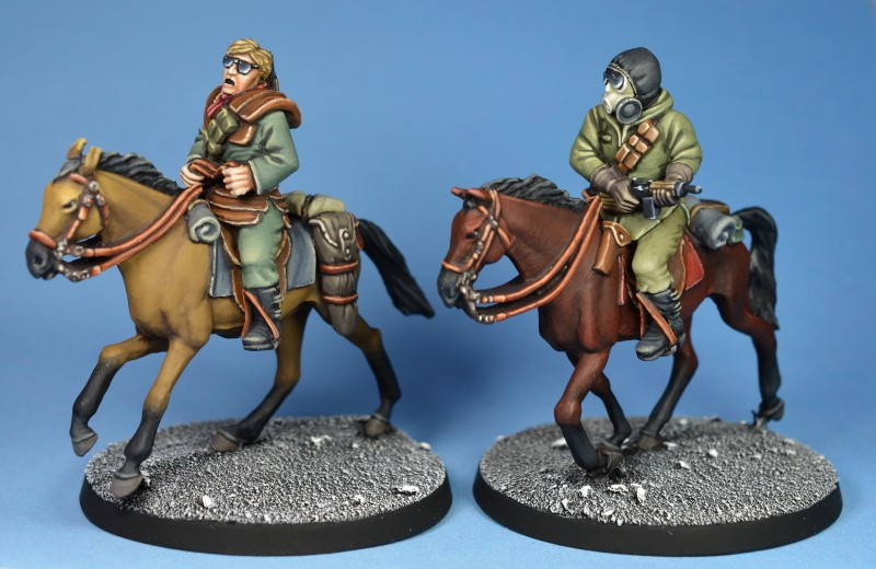 Mounted Rangers - Crooked Dice