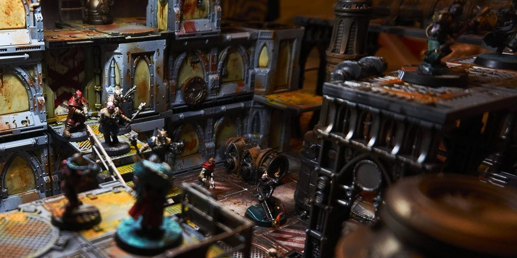 Necromunda Terrain #1 by doctorether