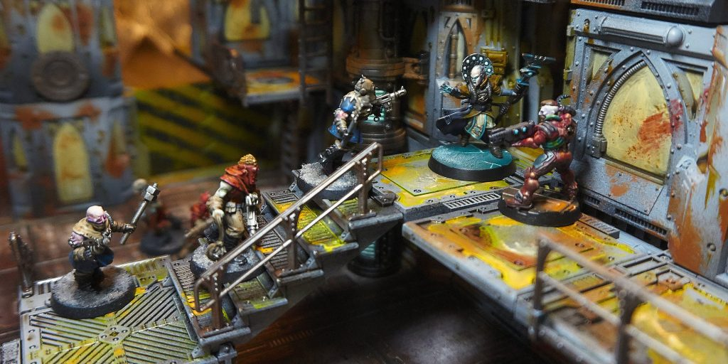 Necromunda Terrain #2 by doctorether