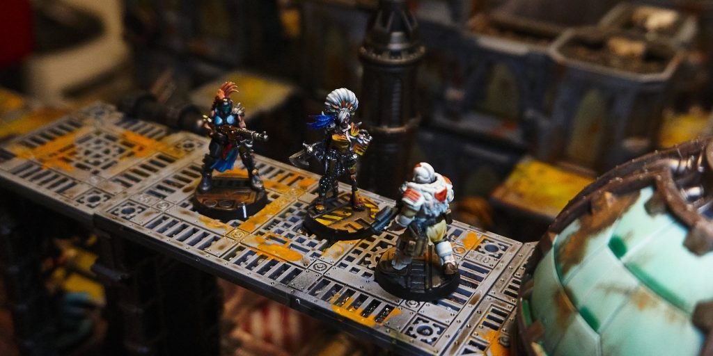 Necromunda Terrain #3 by doctorether