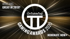 OnTableTop Gaming Awards 2020: Nomations Now Open!