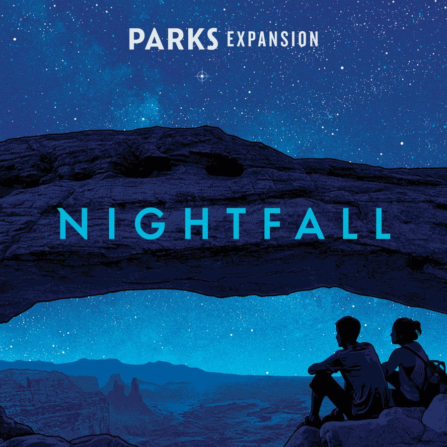 PARKS Nightfall - Keymaster Games
