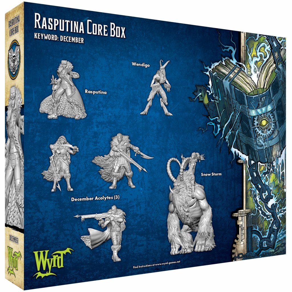 Rasputina Core Box - Wyrd Games
