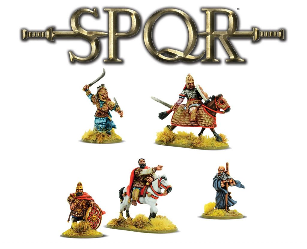 SPQR Tease #1 - Warlord Games