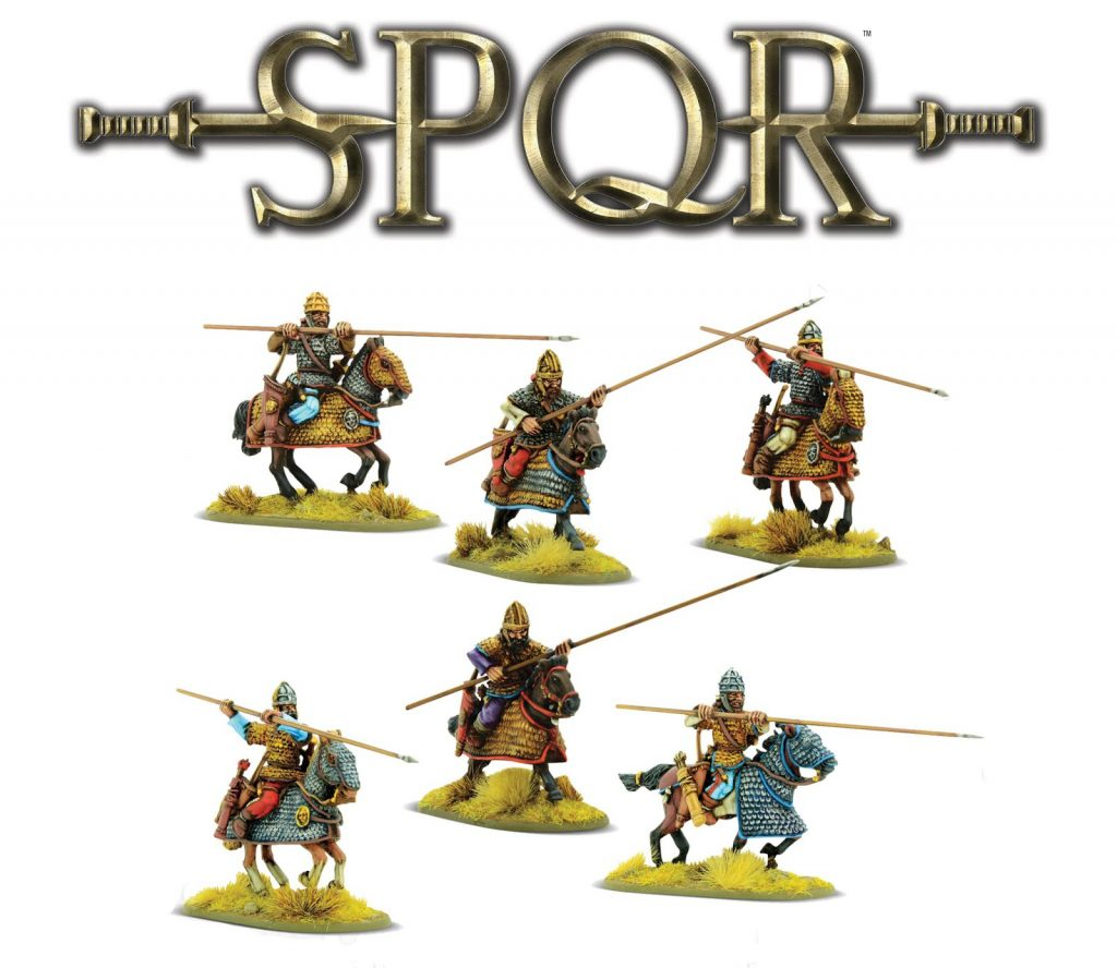 SPQR Tease #2 - Warlord Games