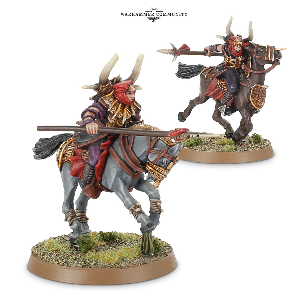 Serpent Riders - Middle-earth SBG