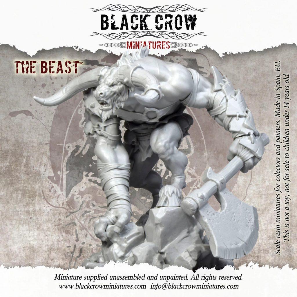 The Beast - Black Crow Miniatures