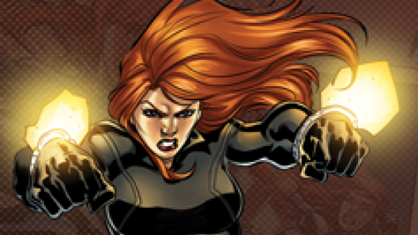 Black Widow Prepares To Strike In Marvel Champions