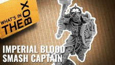 Unboxing: Imperial Blood Smash Captain