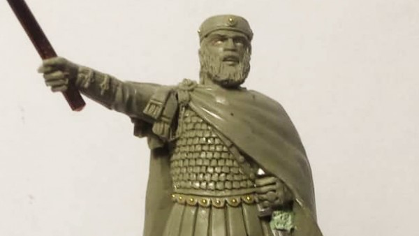 V&V Miniatures Herald The Coming Of Their Byzantine Emperor