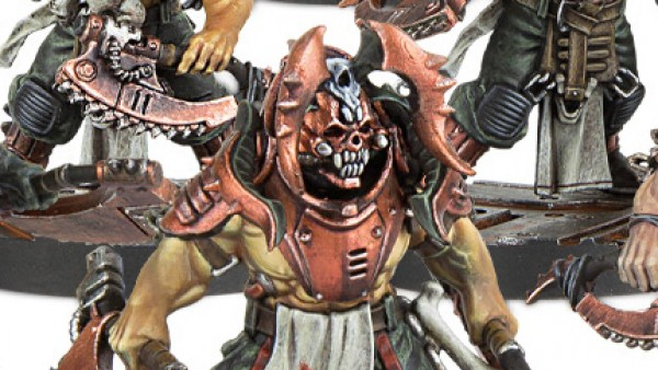 Grind Up Plenty O' Corpses With New Necromunda Gangs