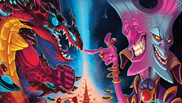 Cosmic Encounter Duel Tweaks A Board Game Classic