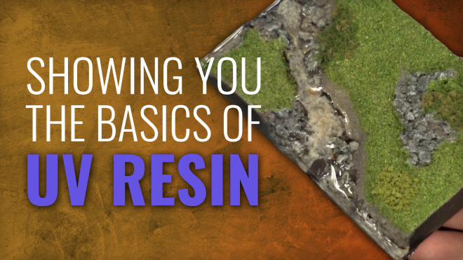 Showing You The Basics Of UV Resin