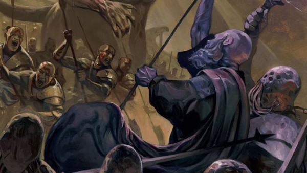 DC Join The D&D Adventure With The Last God Sourcebook