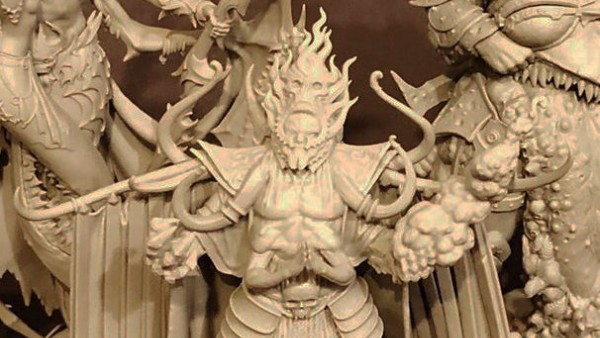 Creature Caster Tease Their New Lord Of Sacrifice