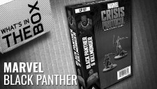 Unboxing Marvel: Crisis Protocol – Black Panther & Killmonger