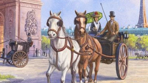Kiesling & Kramer Take A Trip Around Paris With Game Brewer